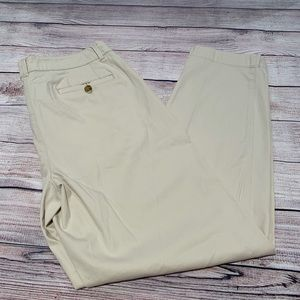 Talbots the weekend chino khaki pants